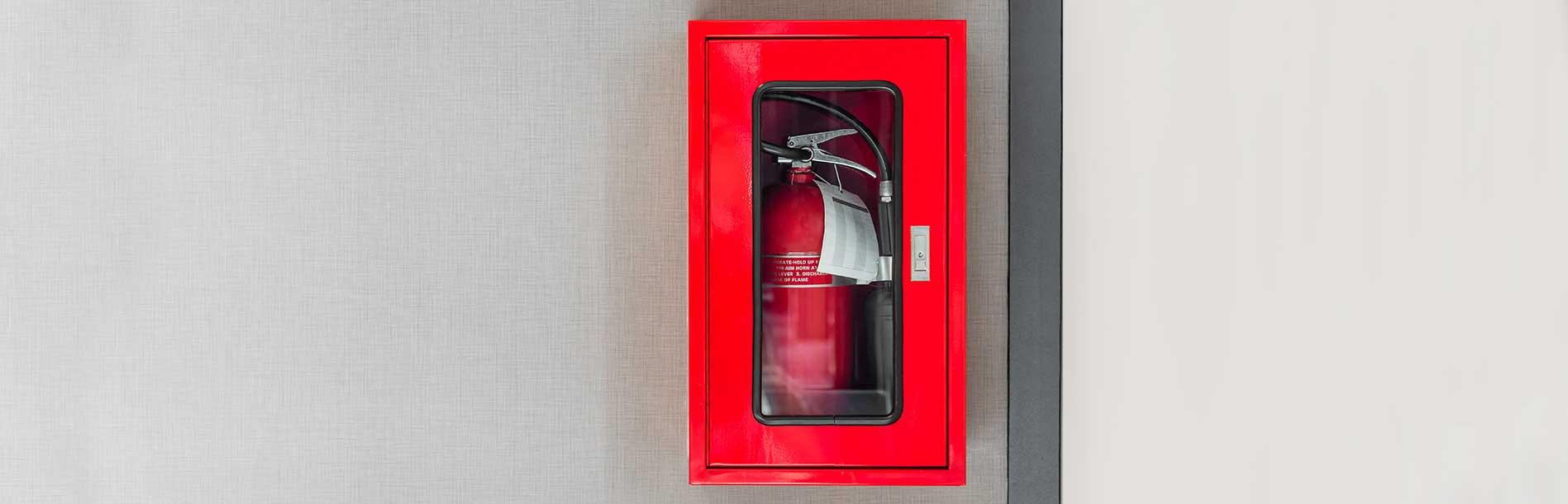 Prevenção e combate a incêndio em ambiente de trabalho