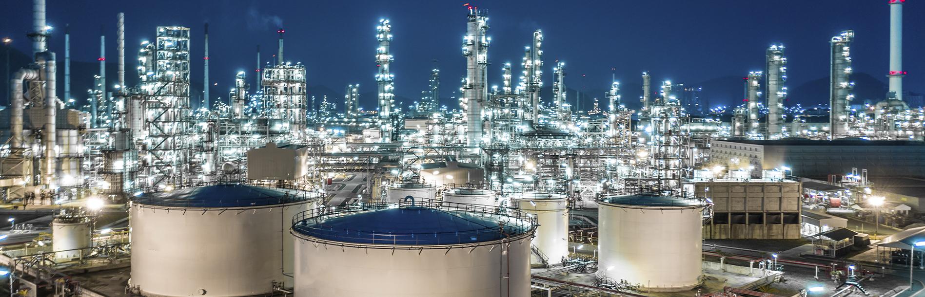 Incêndio em ambientes industriais
